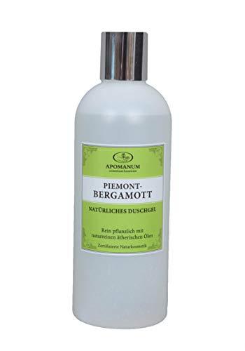 Frei Von Duftstoffen Gel Duschgel (Apomanum - Duschgel - Piemont-Bergamotte - 250 ml)