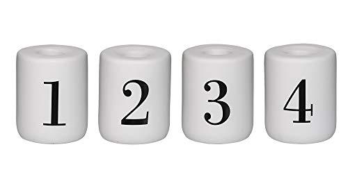 Bloomingville Kerzenhalter Set 1-4