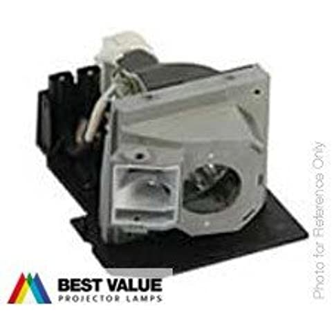 Alda PQ® - Originales lámpara de proyector / repuesto SP-LAMP-032 para INFOCUS IN81 IN82 IN83 M82 X10 proyectores, lámpara originales con PRO-G6s caja /