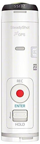 Sony FDR-X1000 4K Actioncam Live-View Remote Kit (4K Modus 100/60Mbps, Full HD Modus 50Mbps, ZEISS Tessar Objektiv mit 170 Ultra-Weitwinkel, Vollständige Sensorauslesungohne Pixel Binning) weiß - 10