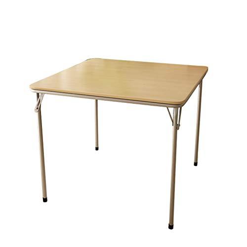 JKL- Notebookständer Klapptisch - quadratischer Tisch Klapptisch multifunktionaler einfacher tragbarer Tisch im Freien (Color : B) -