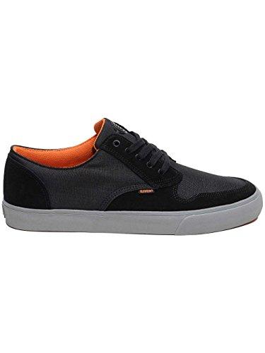 Element Herren Topaz C3 Sneakers Low-Top Black Grey