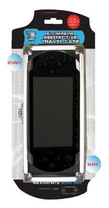 Sakar I Concepts/Digi Aluminum Case Sony Psp
