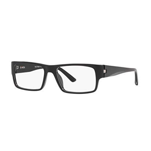 STARCK Eyes SH 3053 0005 Brille mit schwarzen Kristallen