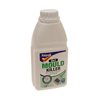 Polycell 3I1MK500S 500ml 3-in-1 Mould Killer Bottle
