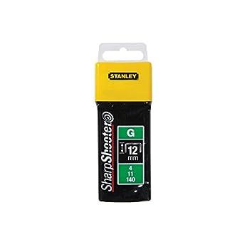 Stanley - Bte 5000 Agraf 1/2 Typ.G - Taille : 12 mm