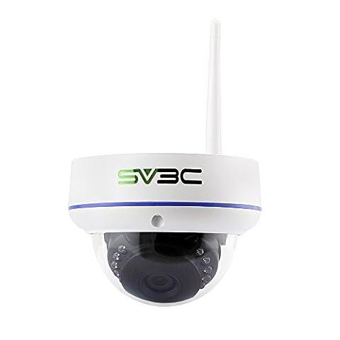 SV3C 960P HD Wifi Wireless IP CCTV Camera Dome Security