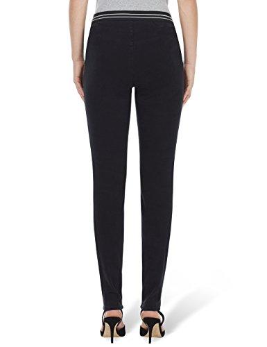 Marc Cain Sports Damen Skinny Jeans Mehrfarbig (Black 900)