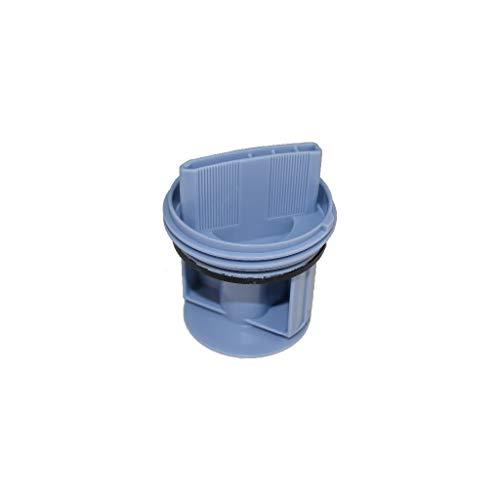 Bosch 605010 - Filtro a vite per lavatrice, adatto a lavatrici di marca Bosch/Siemens, Balay, Constructa