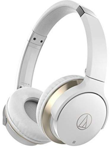 Audio-Technica ATH-AR3BTWH Wireless On-Ear Kopfhörer Bluetooth weiß thumbnail