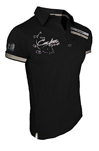 HOTSPOT DESIGNPolo Shirt Carper Gr. XXL - Firma Logo-polo-shirts