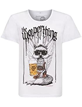 Michaelax-Fashion-Trade Stockerpoint - Herren Trachten T-Shirt, Wolperbua