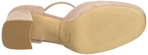 Bata Damen 7232962 Schuhe mit Riemchen Beige
