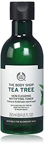 The Body Shop Tea Tree Skin Clearing Toner, 8.4-Fluid Ounce by The Body Shop