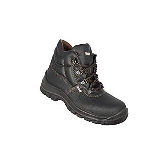 Auda AAU65 S3 SRC Work Shoes Bauschuhe high Black B-Stock, Size:41 EU