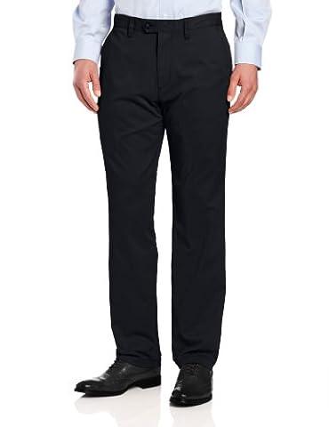 Nautica Men's Beacon Pant, True Navy, 38x34
