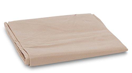 Windhager Non-tissé d'hiver en non-tissé pour jardin, 0,6 x 1,8 m, 50 g, beige