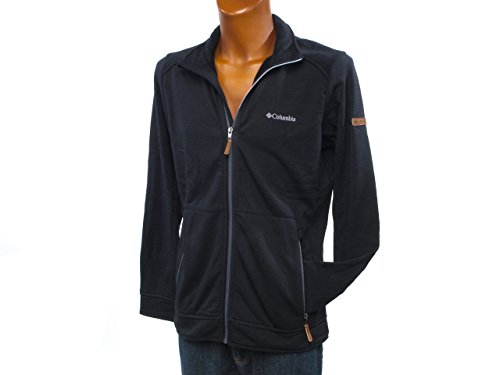 Columbia Jacke mit Zip Harder EdgeTM Herren Black Heather
