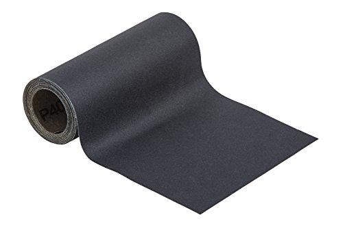 Wolfcraft 5816000 Schleifpapier Rolle, Nass/Trocken, Korn 400 grau