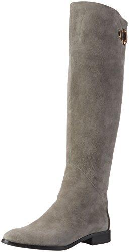 Giudecca - Pr14-2, Stivali alti con imbottitura leggera Donna Grigio (Grau (L Grey))