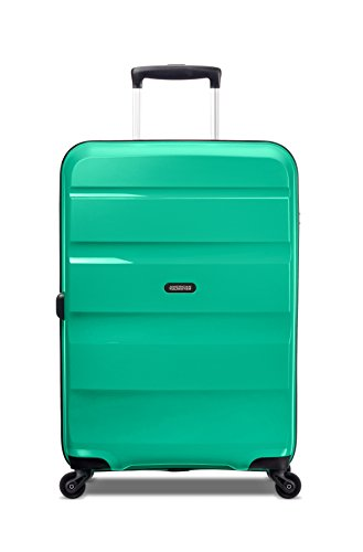 American Tourister - Bon Air - Spinner 75 cm, 91 L, Vert (Emerald Green)