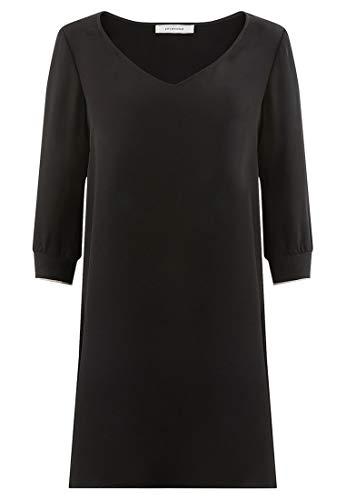 Promod Robe trapèze Femme Noir 38