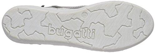 Bugatti - J50261G, scarpe alte da ginnastica da donna Blu (Blau (h`blau 414))