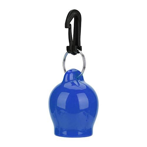 VGEBY1 Tauchen Mundstück Abdeckung, Silikon Schnorcheln Skum-Ball Regler Mundstück Kappe Octopus Halter Tauchzubehör(Blau)