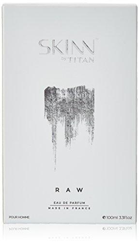 Titan Skinn Men's Eau de Parfum, Raw, 100 ml