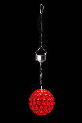 Solarbetriebener Farbwechsel-Lichtball von SPV Lights: Der Solarlicht- & Beleuchtungsspezialist (2 Jahre kostenlose Gewährleistung inklusive) - 8