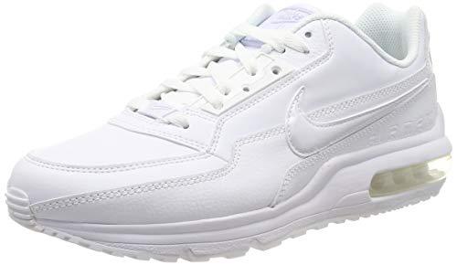 Nike Herren Air Max Ltd 3 Laufschuhe, Weiß (White/White/White 111), 39 EU