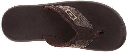Oakley Beachcomber Sandals Marron