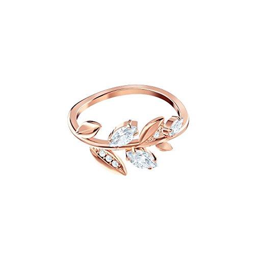 Swarovski Damen-Ringe Edelstahl Kristall \'- Ringgröße 58 5441198