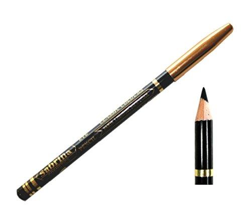 Sabrina Rudnik 8407 Cosmetics Crayon eyeliner Noir