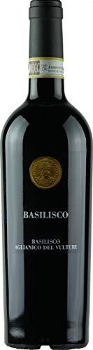 Basilisco Aglianico del Vulture Basilisco 2012