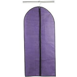 Alsapan – 471067 – Baggy – Große Abdeckhaube für Kleiderständer – rechteckig – Violet – 60 x 5 x 120 cm