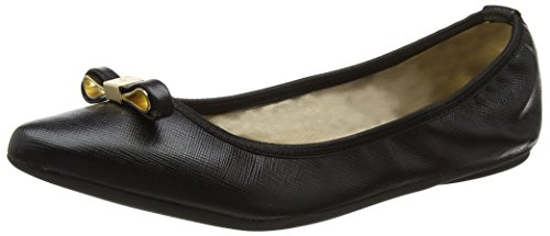 Butterfly Twists Isobel, Ballerine Donna Nero (Black)