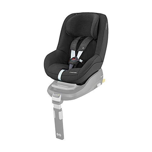 Maxi-Cosi Pearl Kindersitz mit 5 Sitz- und Ruhepositionen, Gruppe 1 Autositz (9-18 kg) nutzbar ab 6 Monate bis ca. 4 Jahre, nomad black