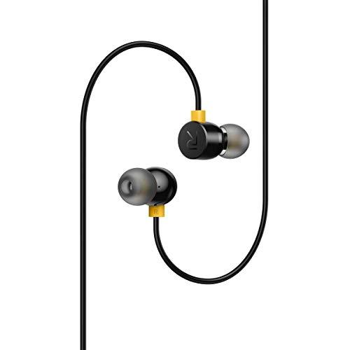 (Renewed) Realme Earbuds with Mic (Black) Image 3
