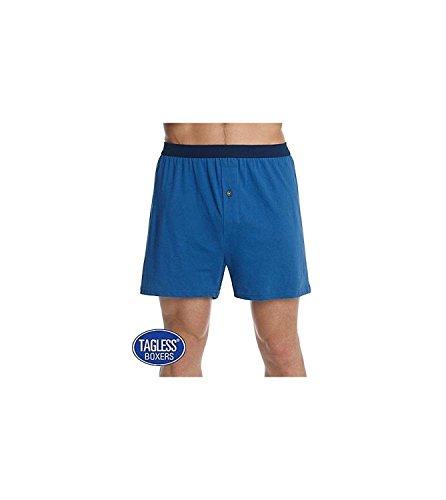 Hanes 3-Pack Comfort Soft Bund Strick Boxershorts MKCST Assorted - Large - Hanes Comfortsoft Bund