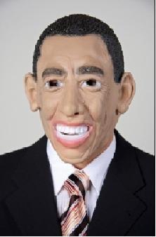 Festartikel Müller Maske Präsident Barack Obama Amerika USA Politiker