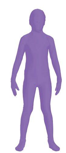 etch Costume Jumpsuit Teen: Neon Purple One Size Fits Most (Teen Maskerade Kleider)