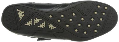 Kappa Dorpeo Herren Sneaker Braun - Marron (Dk Brown/Off White)