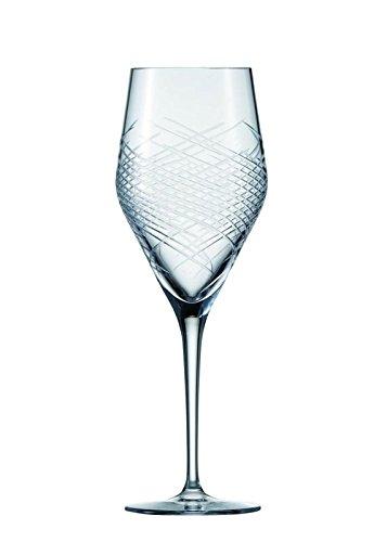 Zwiesel 1872 Hommage Cométe Weinglas, Glas, transparent, 28 x 19.8 x 9.5 cm, 2-Einheiten