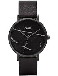 CLUSE Unisex Reloj de pulsera analógico cuarzo piel cl40001