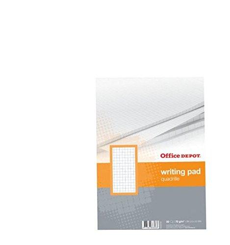 office-depot-briefblocke-kariert-din-a4-21-x-297-cm-10-x-50-blatt