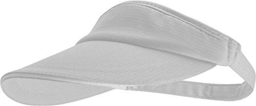 Storfisk fishing & more Damen Sport Tennis Golf Fitness Jogging Cap in zwei Farben in Weiß oder Pink, Farbe :Weiss