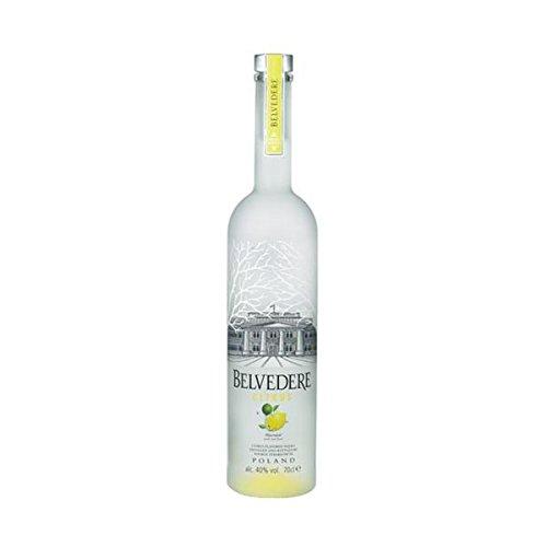 Belvedere Citrus Flavored Vodka 70cl (Pack de 6 x 70cl)
