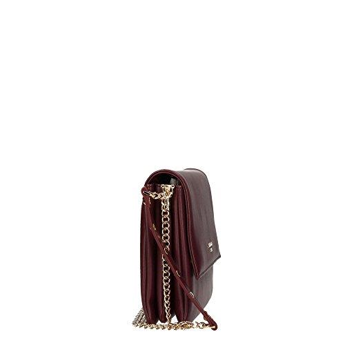 POMIKAKI CA22-I17 TRACOLLA Donna Burgundy