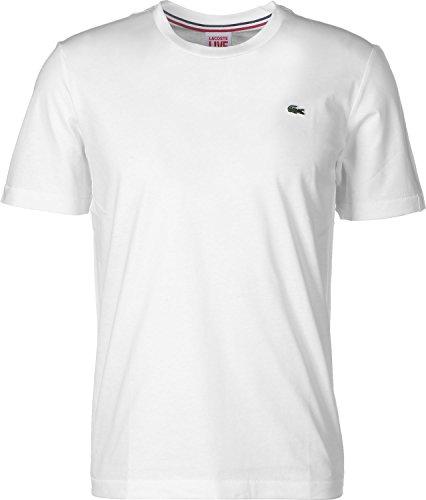 Lacoste L!VE Central T-Shirt blanc